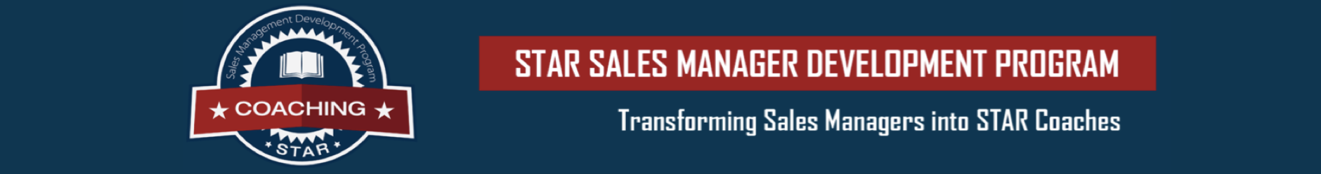 sales management training program