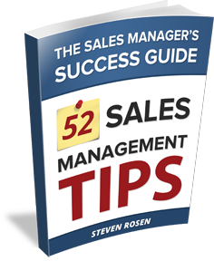 sales management book
