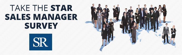 sales manager survey
