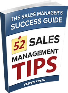 52 Sales Management Tips Sales Management Tips