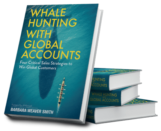 Whale hunter book
