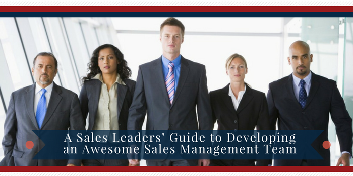 Sales Management Team