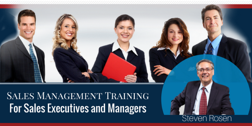 Sales Management Training