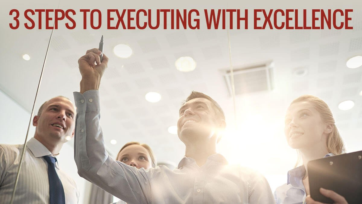 Executing with Excellence