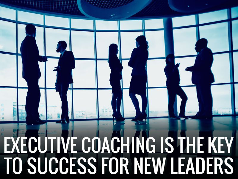 Executive Coaching Helps New Leaders Succeed