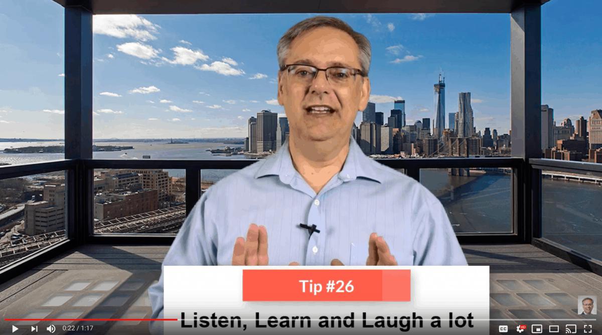 sales management video tip