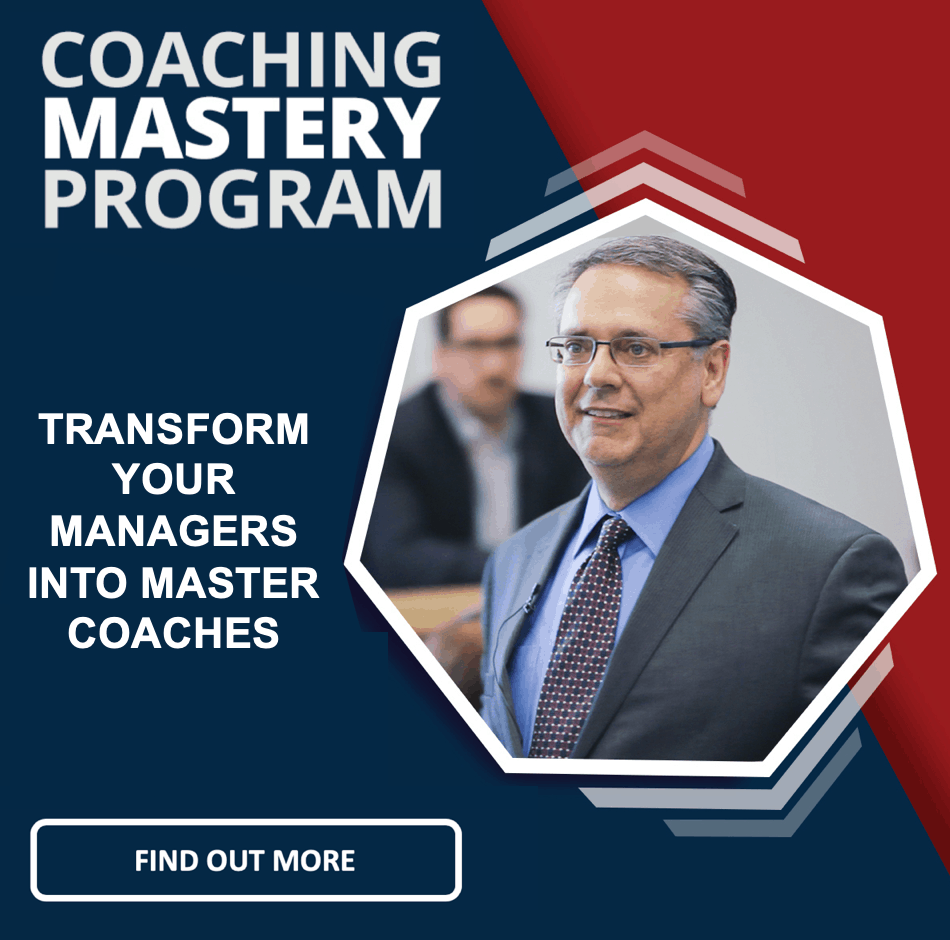 SALES MANAGER TRAINING PROGRAM