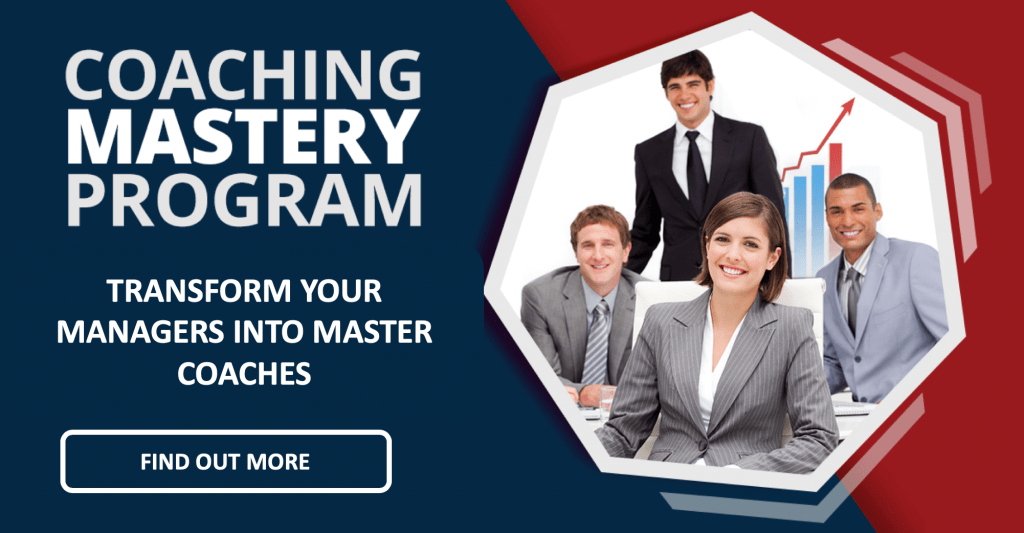 COACHING MASTERY PROGRAM