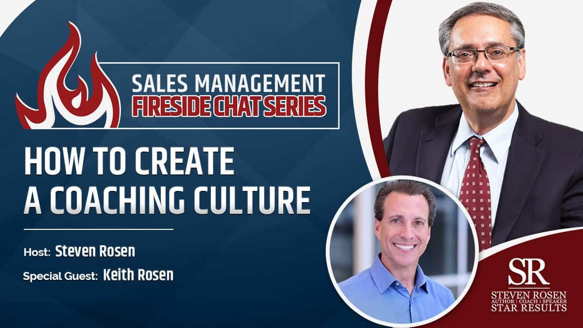 sales management fireside chat