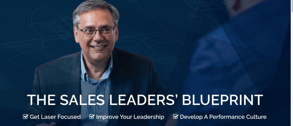 Sales Leaders' Blueprint