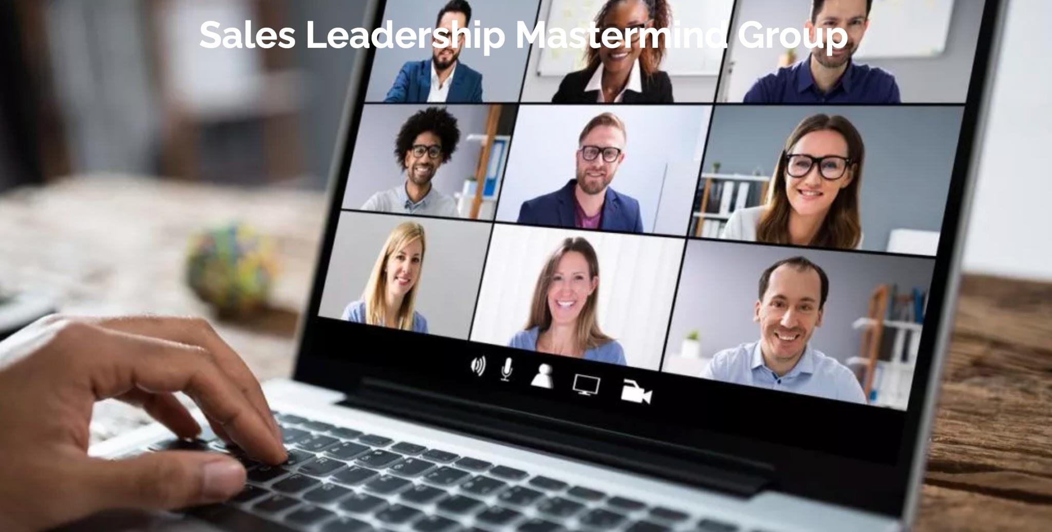 sales leadership mastermind group